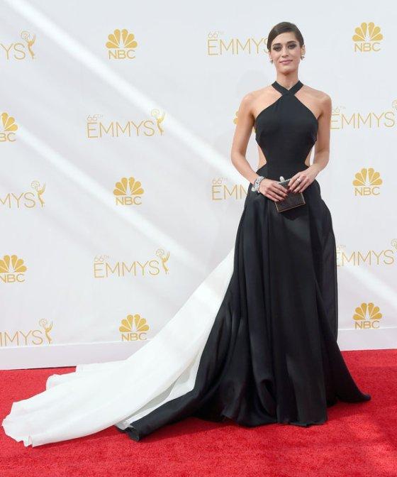 Lizzy Caplan - Emmys 2014
