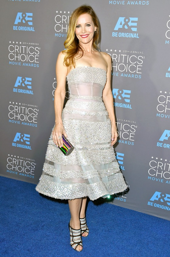 Leslie Mann - Critics' Choice Awards 2015