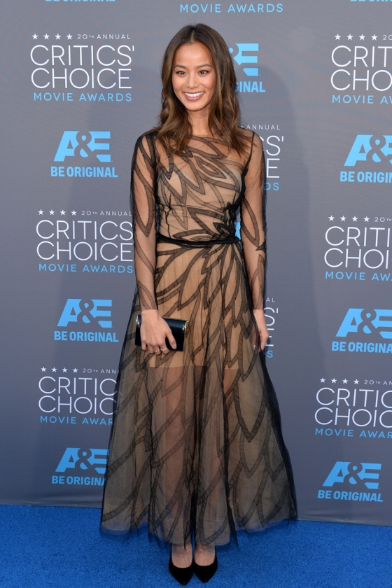 Jamie Chung - Critics' Choice Awards 2015