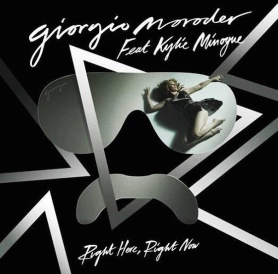 Giorgio Moroder - Kylie Minogue - Right Here Right Now
