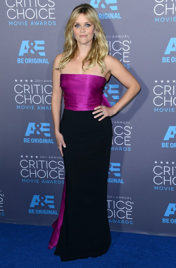 Reese Witherspoon - Critics' Choice Awards 2015